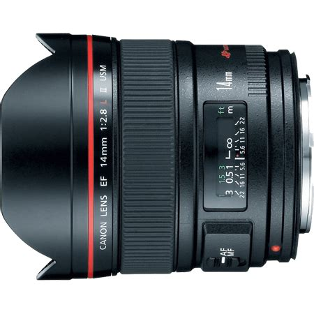 best price canon ef 14 mm f2.8 l ii usm wide angle lens