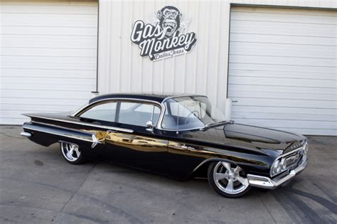 Gas Monkey Garage Thunderbird by Gas Monkey Garage Chevy Car Interior Design