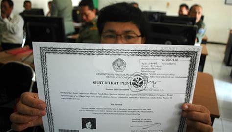 sertifikasi ulang bagi guru yang tidak linier info guru sertifikasi tidak linear dengan ijazah tidak perlu kuliah