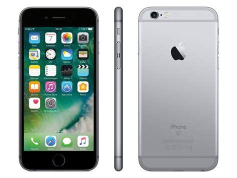 apple iphone 6s 4 7 zoll 32gb spacegrau mn0w2zd a smartphone handy ios 9 ebay