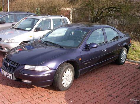 chrysler stratus chrysler stratus car models