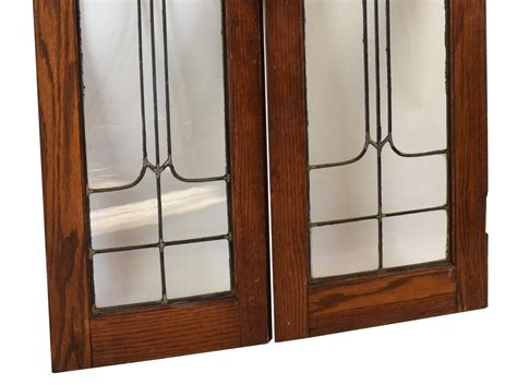 Beveled Glass Cabinet Doors Beveled Glass Cabinet Doors Architectural Antiques