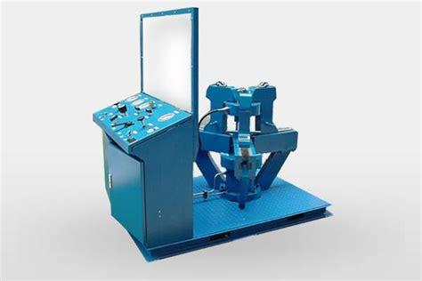 relief valve test bench liquid transfer pressurization haskel
