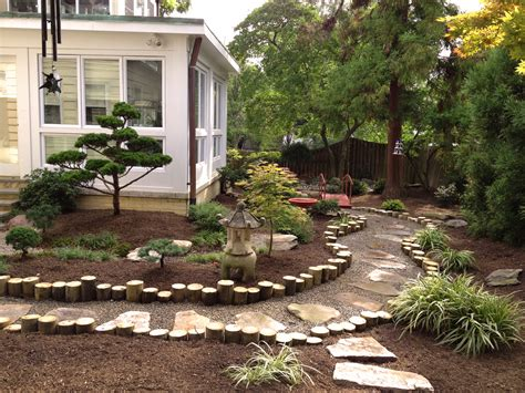 Asian Backyard Ideas Japanese Garden Backyard Landscape Design By S Landscape Japanese Garden