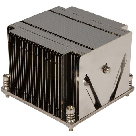 Passive Heat Sink by Snk P0048p Snk P0048p X9 2u Passive Cpu Heat Sink Supermicro