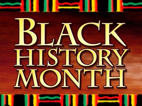 Black History Month Backlikeweneverleft Black History Powerpoint Templates