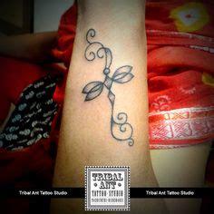 tattoo maker in vadodara customized geometric concept work done by pranav