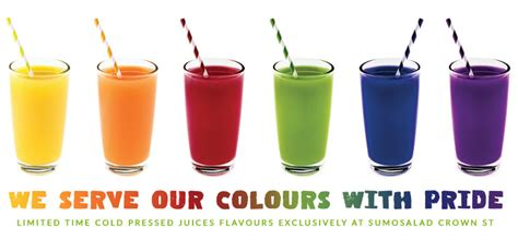 Juicer Crown exclusive cold pressed juices for mardi gras