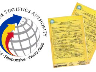 Nso Birth Certificate Records Nso Birth Certificates Archives Government Ph