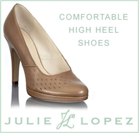 Most Comfortable Designer Heels Julie Lopez Shoes