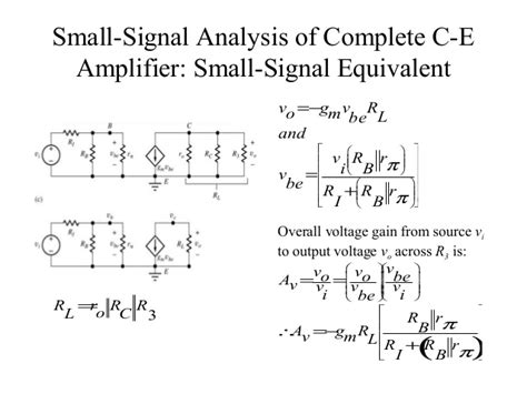 transistor lifier small signal analysis transistor lifier small signal analysis 28 images graphical analysis of a bjt examcrazy bjt