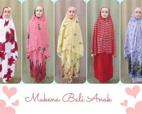 Mukena Bali Anak 5 10 pusat produksi mukena bali murah cuma 62rb grosir baju