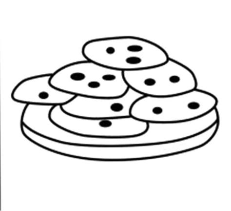 Sweet Cookie Coloring Page Cookie Pinterest Coloring Cookies Coloring Pages