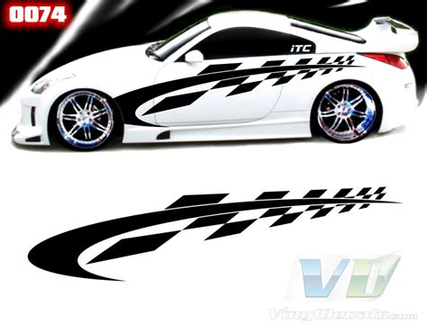 Auto Decal Kits by Truck Decals Custom Vinyl Graphics Autos Post