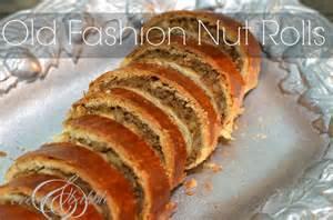 old fashioned nut roll recipe