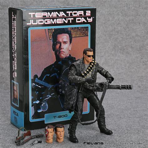 terminator 2 figures neca terminator 2 judgment day t 800 arnold