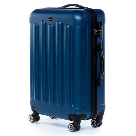 light blue luggage sets ferge two pcs luggage set lyon 24 28 with 4 wheels