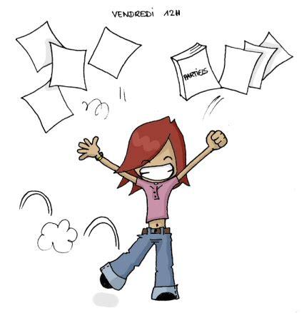 mais oui, mais oui, l'école est finie !! | let us blog!