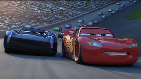 video film cars 3 watch catch lightning mcqueen s drift in brand new
