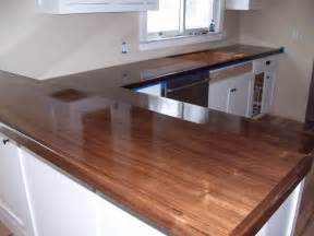 Maple Kitchen Cabinets walnut kitchen counters appreciating life up north
