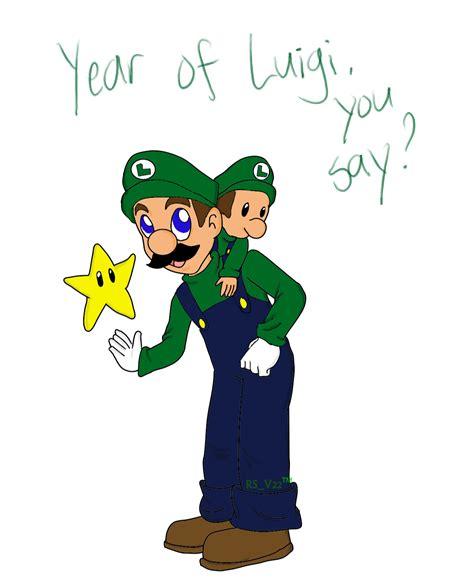 year of year of luigi luigi fan 34364222 fanpop
