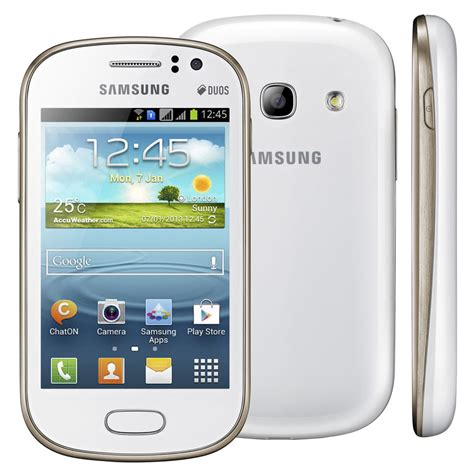 Hp Samsung Fame Duos smartphone samsung galaxy fame duos branco dual chip android 4 1 wi fi 3g c 226 mera 5 0
