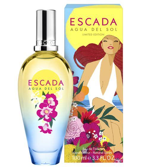 Parfum Original Escada Turquoise Summer For Edt 100ml Tester escada agua sol new fragrances