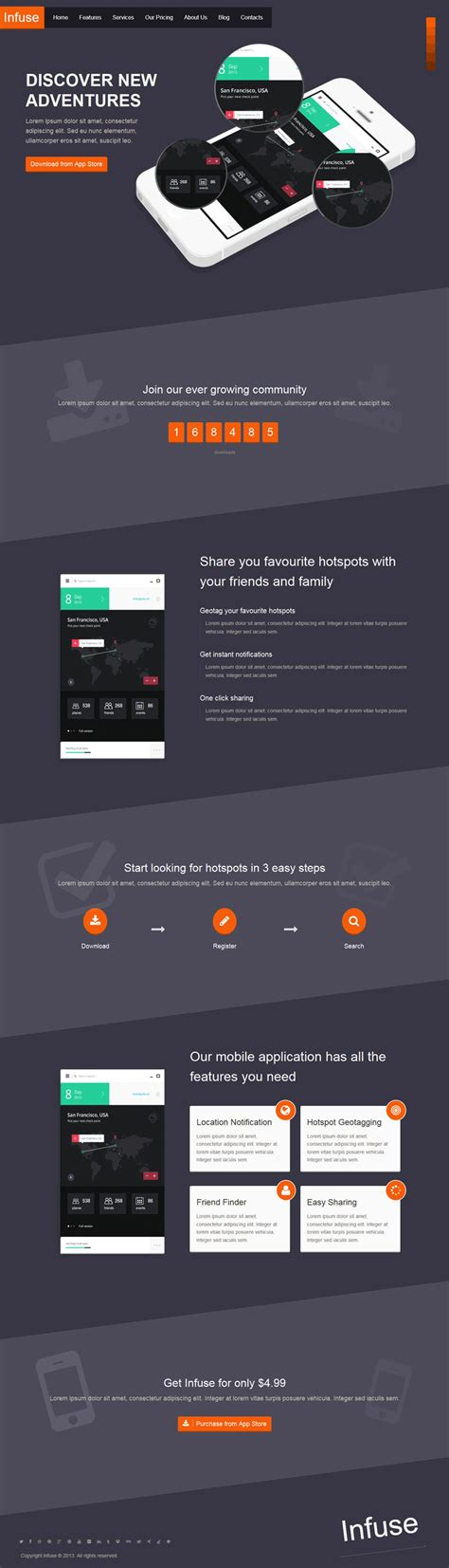 business themes html infuse business theme flatdsgnflatdsgn