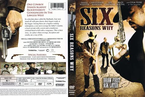 Why I Do This 6 Reasons by Six Reasons Why Dvd Scanned Covers Six Reasons