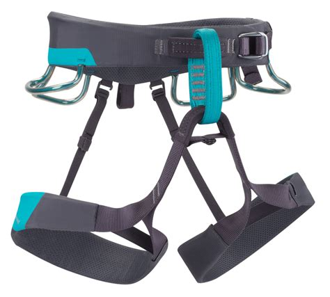 safety harness ethos harness s black climbing gear