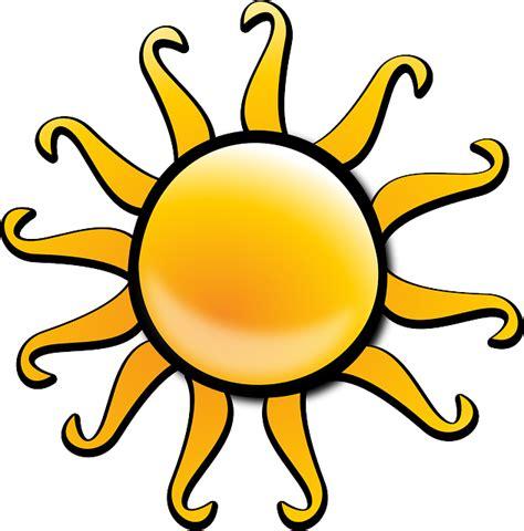 clipart da scaricare gratis vector gratis sol verano la luz sol imagen gratis