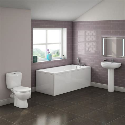 Barmby 5 Piece 1th Bathroom Suite At Victorian Plumbing Uk Bathroom Suites With Shower Baths