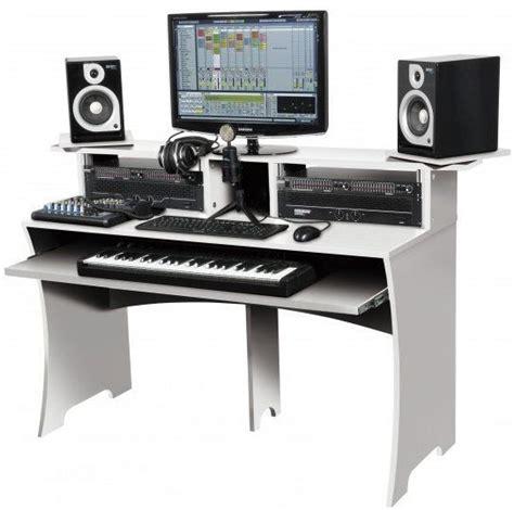 Glorious Workbench White Thomann Uk Thomann Studio Desk