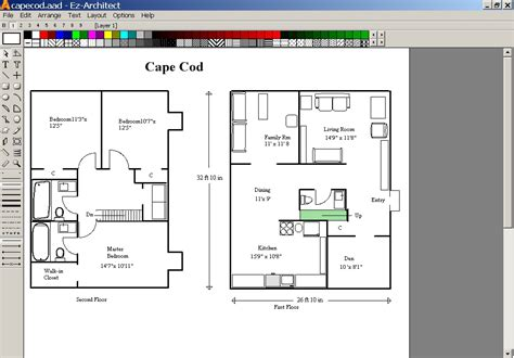 free floor plan drawing tool draw floor plans online 100 floor plans sketches and