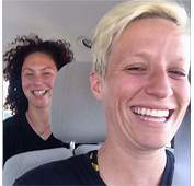 Rapinoe And Seattle Reign Teammate Carmelina Moscato Instagram