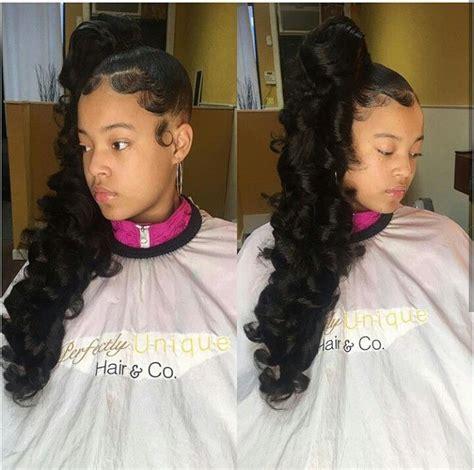 Genie Hairstyle by Genie Hairstyles Genie Ponytail Bun Hairstyles