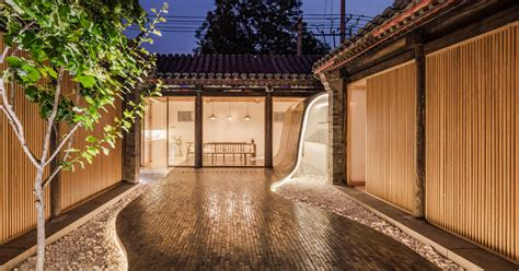 this renovated historical residence features tile flowing