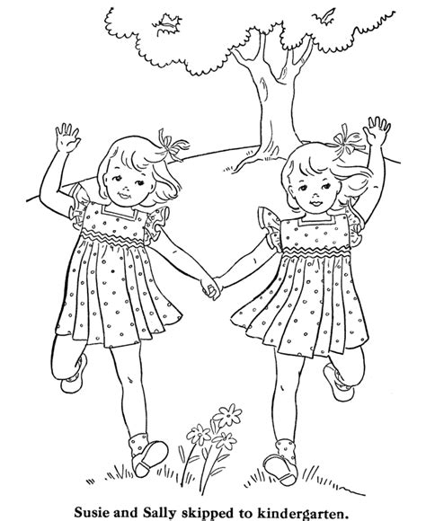 little girl coloring pages printable 24231