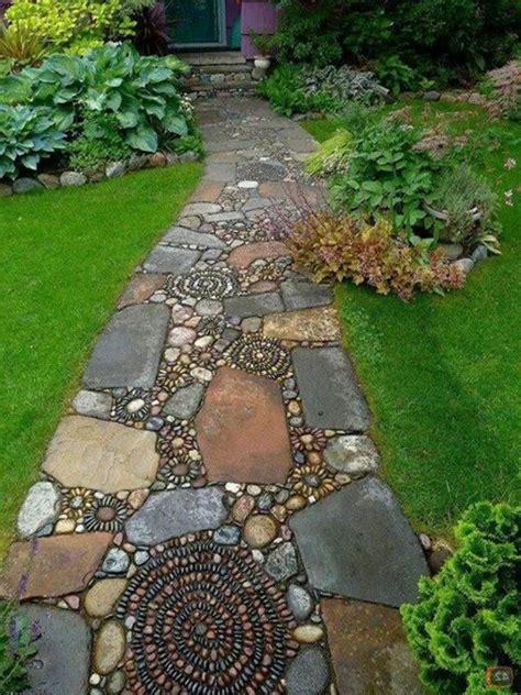Gartenweg Ideen gartenwege anlegen kreative beispiele
