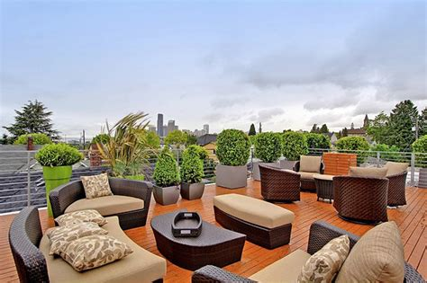 rooftop patios photo page hgtv