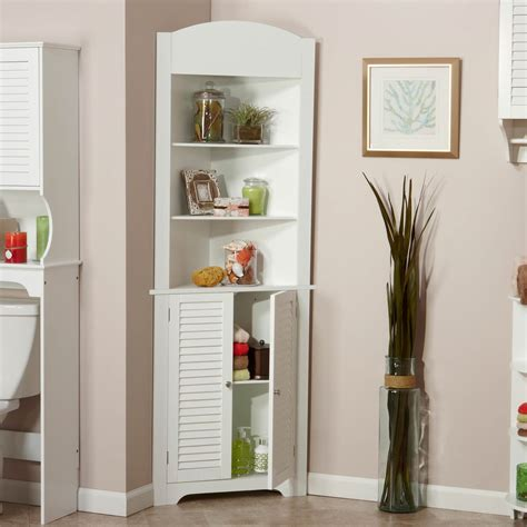 riverridge ellsworth corner cabinet white ellsworth tall corner etagere riverridge home