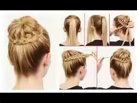 hairstyle juda design how to make juda hair style at home video youtube
