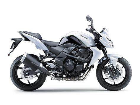 White Kawasaki by Kawasaki Z750 White Motomalaya