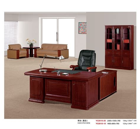 High Quality Home Office Furniture High Quality Best Price Steel Office Desk Hdf Wood Factory Sell Directly Yc2818 Buy Steel