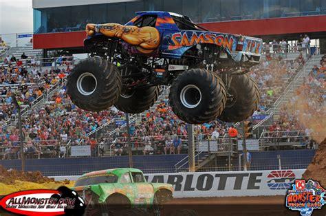monster truck show columbia sc 2017 allison patrick driving samson monster truck racing