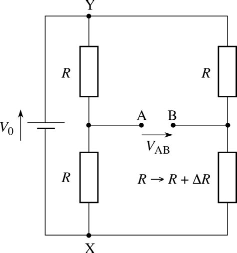 wheatstone bridge objective wheatstone bridge balanced resistor 28 images principles of computer engineering lecture 4