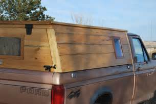 Homemade Truck Canopy by Diy Truck Camper Google Search Truck Canopies
