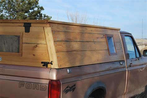 truck dog house the dog house a k a new truck topper paleotool s weblog
