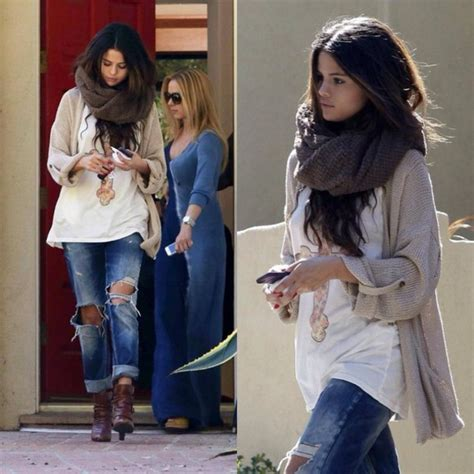 Selena Blouse By Wearing Klamby blouse selena gomez scarf sweater bag shoes