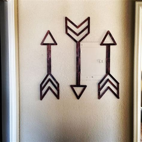 stick frames to wall diy jewelry holder diy wall sticks and popsicles